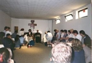 семінари посту, молитви, тиші 2